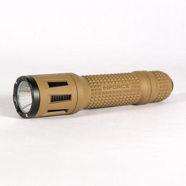 Taktische Taschenlampe TFx-FDE