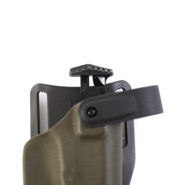 Kydex Innenholster - zum Anzug
