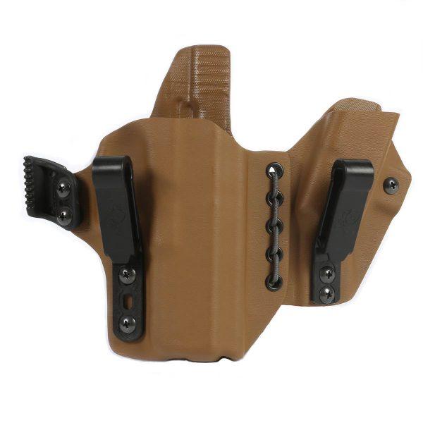 Kydex Innenholster fur Waffe IWB A58A3025 Coyote braun