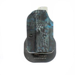 Kydex Innenholster fur Waffe IWB A58A3054 Kryptek neptune farbe