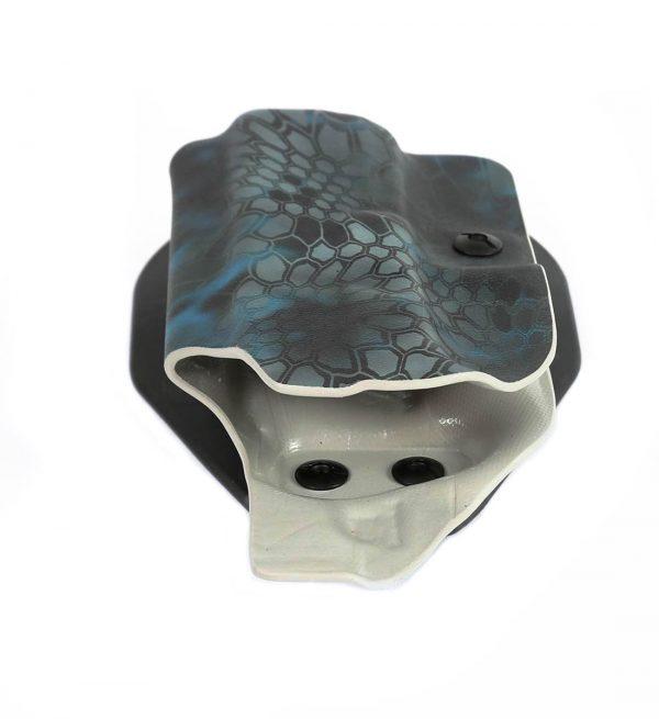 Kydex Innenholster fur Waffe IWB A58A3056 Kryptek neptune farbe