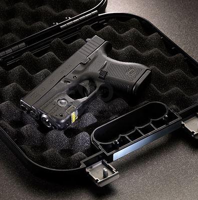 Streamlight TLR 6 mit Laser in Aktentasche für Waffen