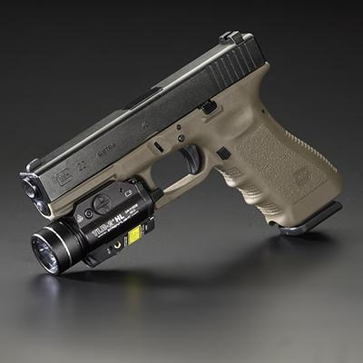 Waffenlicht Streamlight TLR-2HL handgun Glock