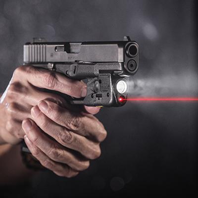 Waffenlicht Streamlight TLR 6 mit Laser Glock