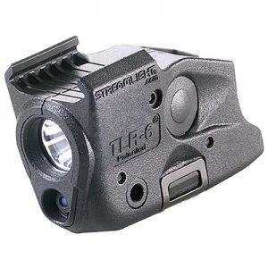 Waffenlicht Streamlight TLR 6 mit Laser