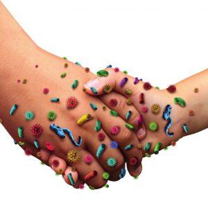 Händedesinfektionslösung nach WHO